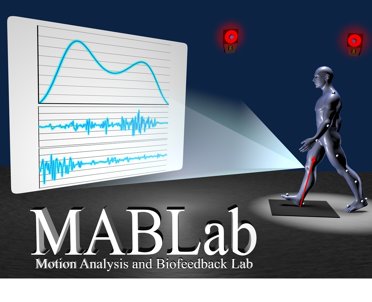 MABLab Motion Analysis and Biofeedback Lab